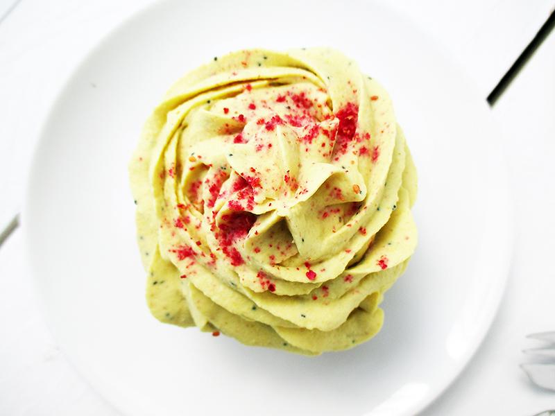 No Bake Vegan Gluten free Dairy free Lemon Poppy Seed Cake Tartlets Recipe 4