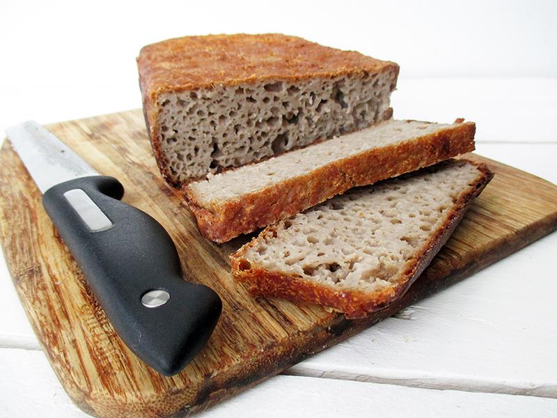 Vegan Gluten free Yeast free Bread Recipe 2