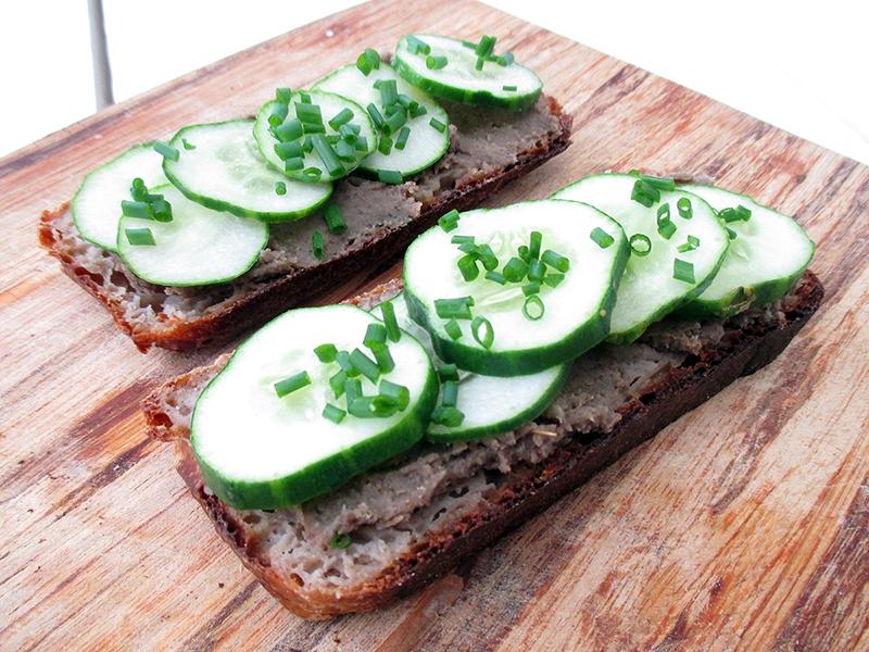 Vegan Gluten free Yeast free Bread Recipe 4