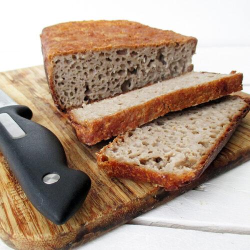 Veganes Glutenfreies Brot Ohne Hefe Rezept 2 1