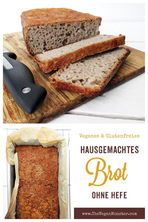 Veganes Glutenfreies Brot Ohne Hefe Rezept P1