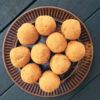 Vegane Glutenfreie Super Einfache Apfel Zimt Energiebaellchen Ohne Zucker Rezept 1 1