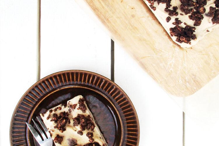 Nix Backen Vegane Glutenfreie Cookies Cream Schnitten Rohkost Rezept 1 1