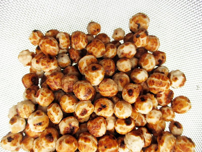Vegan Gluten free Dairy free Nut free Tigernut Milk Recipe 1