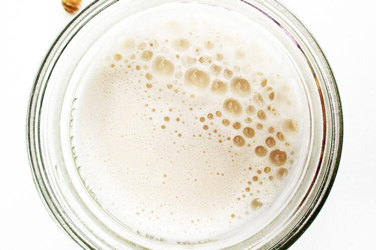 Vegane Glutenfreie Erdmandel Milch Ohne Nuesse Rezept 2 1