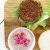 Vegane Glutenfreie Brokkoli Bohnen Burger Bratlinge Ohne Oel Rezept 1 1