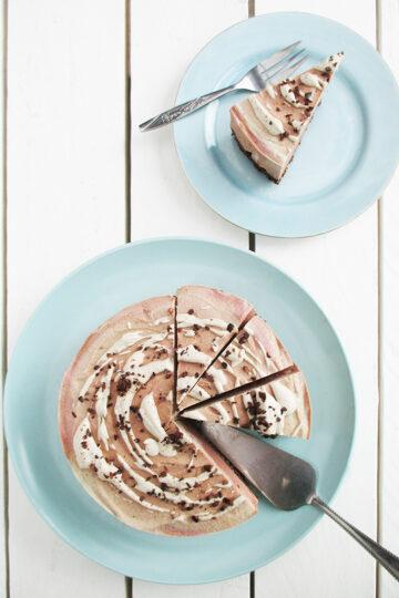 Nix Backen Vegane Glutenfreie Pink Chai Torte Ohne Kristallzucker Rezept 3 1
