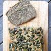 Veganes Glutenfreies Kuerbiskern Brot Rezept Ohne Milch 2 1