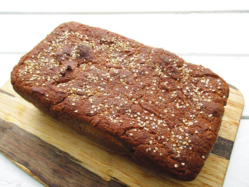 Easy Vegan Gluten free Buckwheat Bread Recipe 1