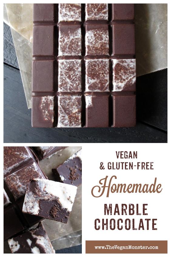 Home made Chocolate Vegan Dairy free Gluten free No Refined Sugar Recipe P2