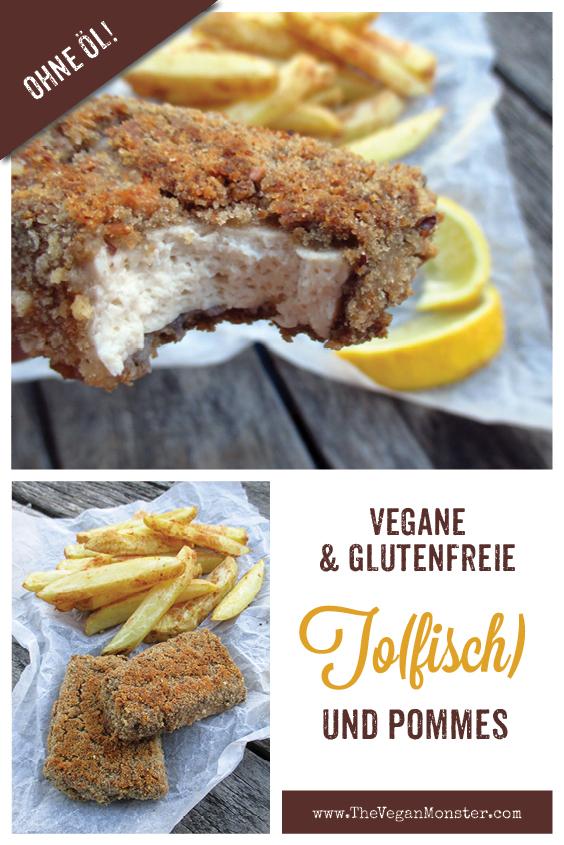 Vegane Glutenfreie Tofisch Und Pommes Ohne Oel Rezept 2