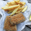 Vegane Glutenfreie Tofisch Und Pommes Ohne Oel Rezept 3 1