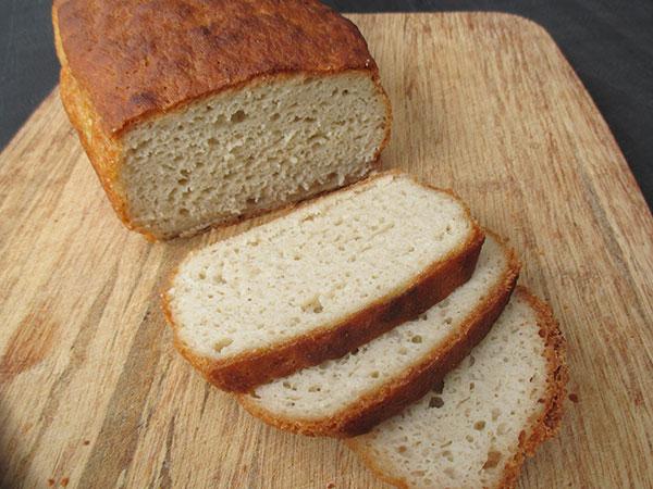 04 Vegan Gluten free Potato Bread Recipe