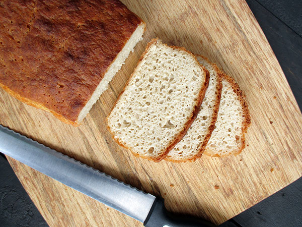 Vegan Gluten-free Potato Bread Recipe