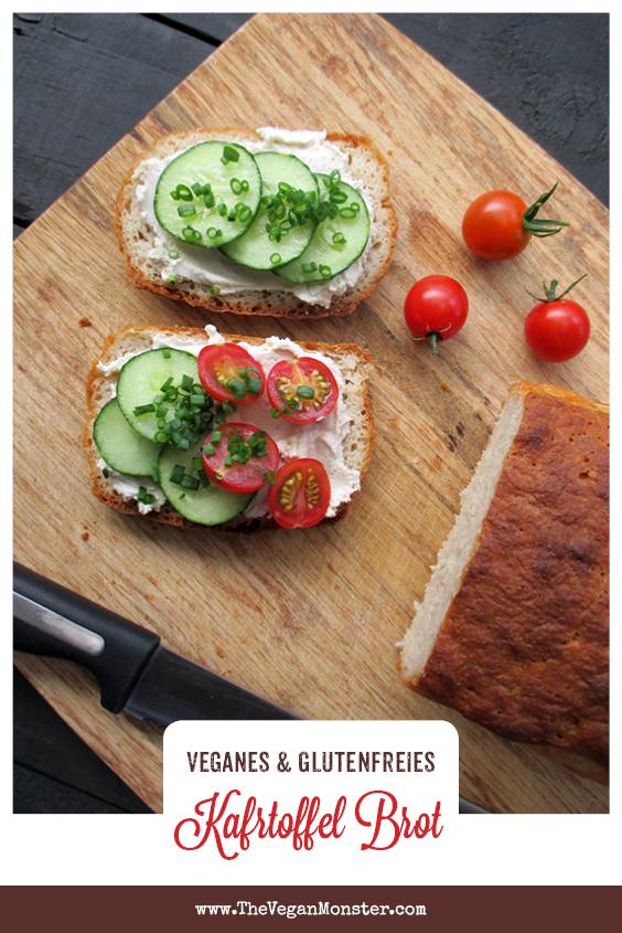 Veganes Glutenfreies Kartoffel Brot Rezept 1 1