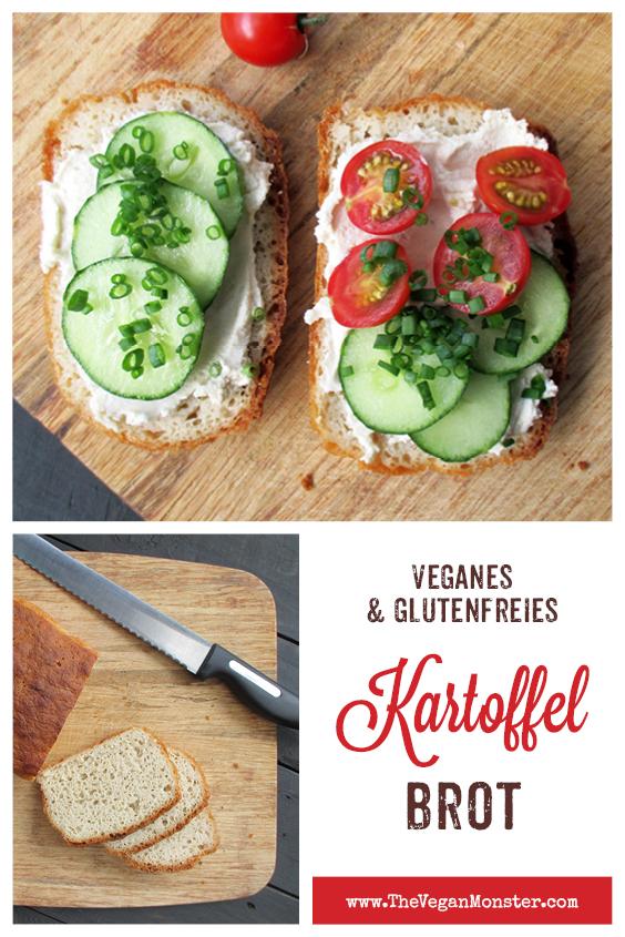 Veganes Glutenfreies Kartoffel Brot Rezept 2 1