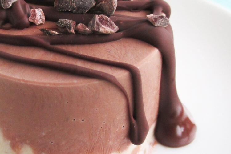 Vegane Glutenfreie Mini Schokoladen Vanille Eiscreme Ohne Milch Rezept 3 1