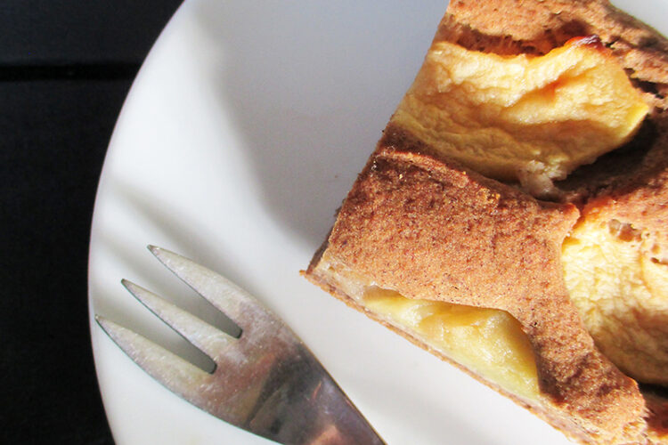 Veganer Glutenfreier Nuss Milch Mehl Apfel Zimt Kuchen Rezept 4 1