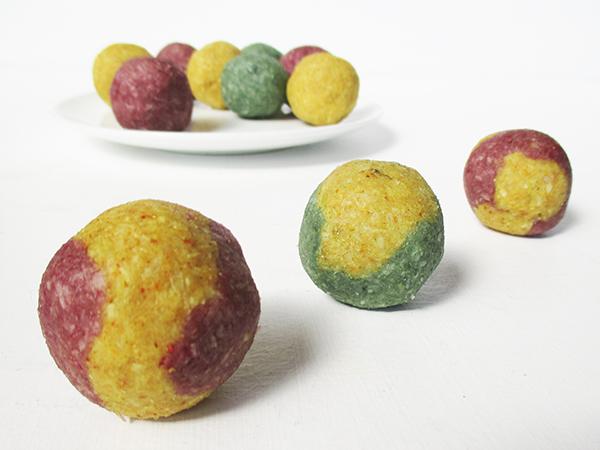 Vegan Glutenfree Refined Sugar Free Fruity Blissballs Recipe