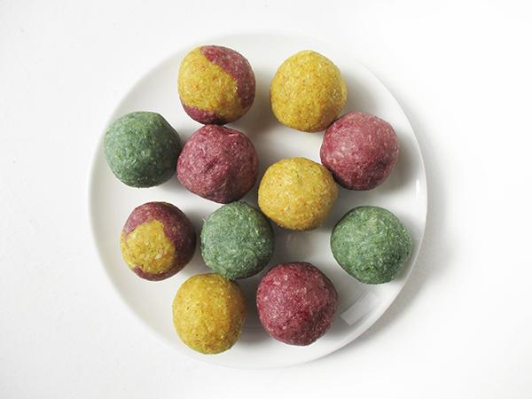 Vegan Glutenfree Refined Sugar Free Fruity Blissballs Recipe Vegane Glutenfreie Fruchtige Energiebaellchen Ohne Kristalllzucker Rezept 1