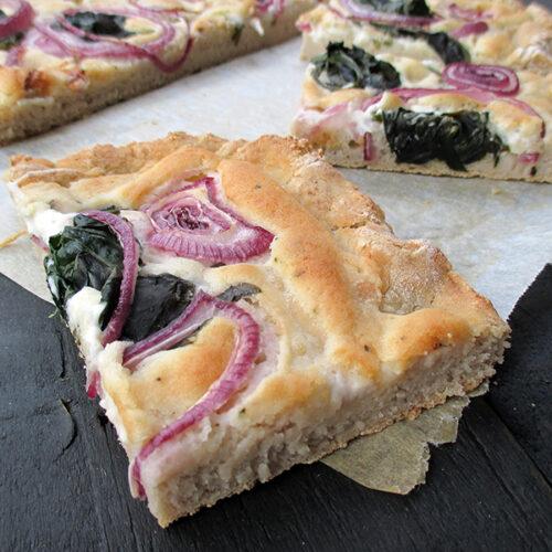 Vegane Glutenfreie Pizza Flammkuchen Ohne Tomate Rezept 5 1