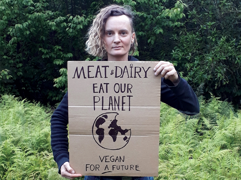 The Vegan Monster Is Your Diet Killing The Planet 1