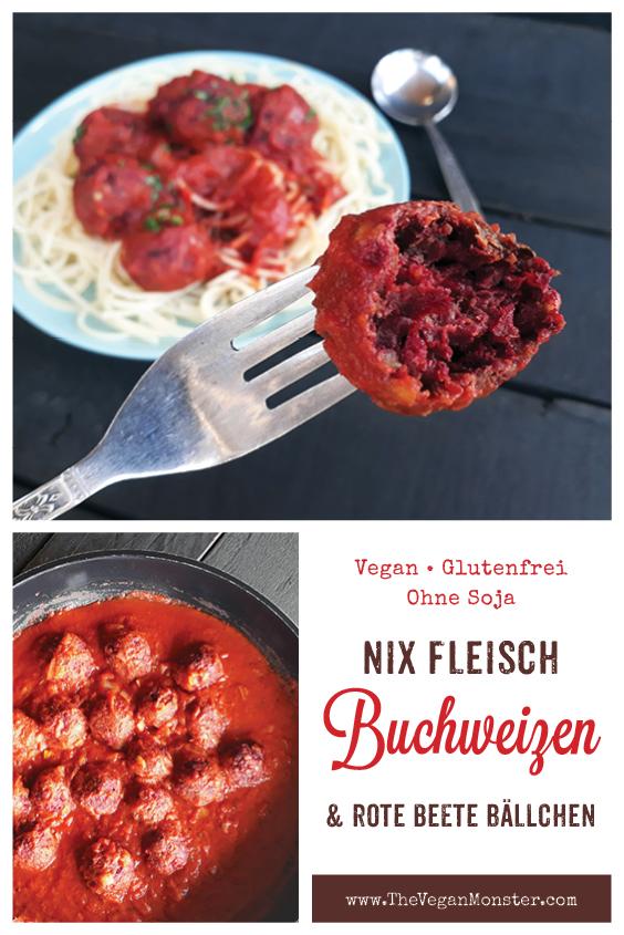 Vegane Glutenfreie Buchweizen Rote Beete Baellchen Ohne Soja Ohne Nuesse Rezept P1