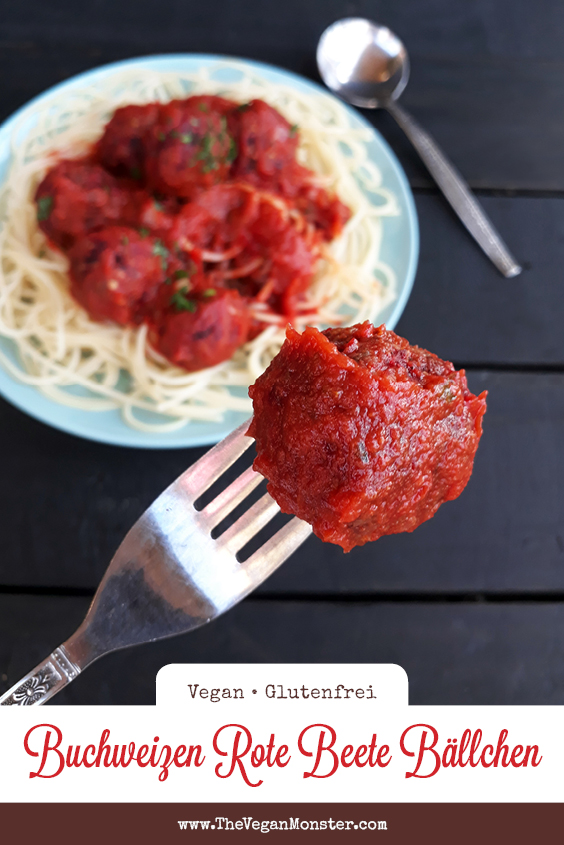 Vegane Glutenfreie Buchweizen Rote Beete Baellchen Ohne Soja Ohne Nuesse Rezept P2