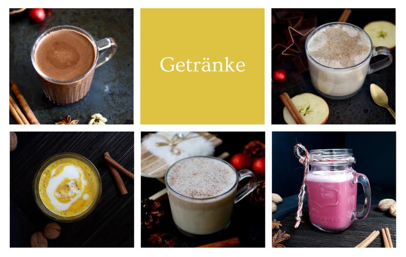 Vegane Weihnachten Ebook Mit Ueber 80 Veganen Glutenfreien Rezepten Ohne Haushaltszucker Kategorien Getraenke