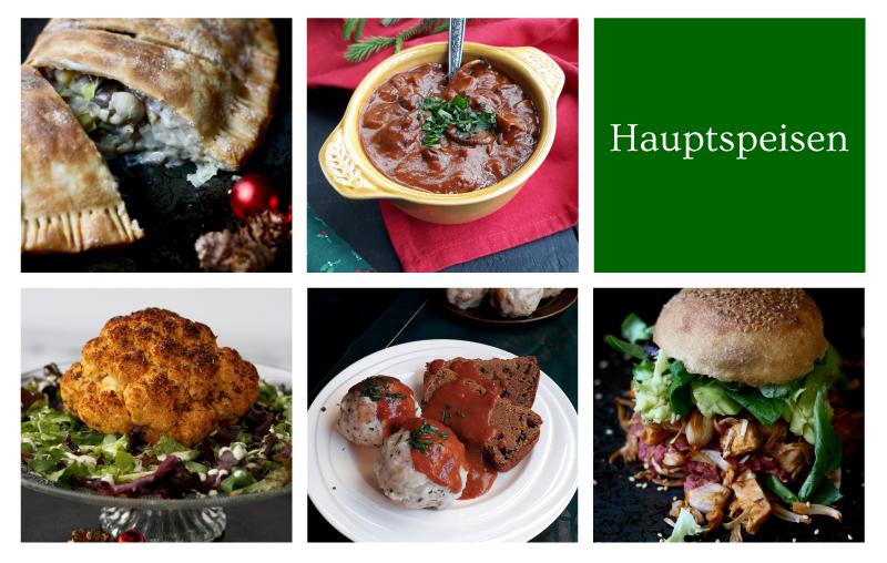 Vegane Weihnachten Ebook Mit Ueber 80 Veganen Glutenfreien Rezepten Ohne Haushaltszucker Kategorien Hauptspeisen