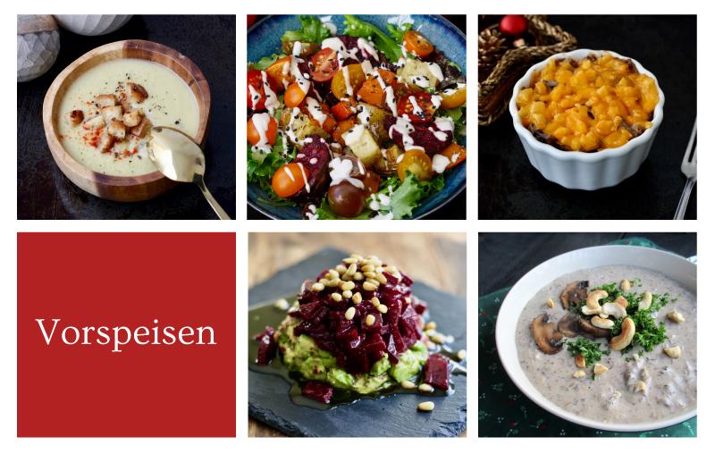 Vegane Weihnachten Ebook Mit Ueber 80 Veganen Glutenfreien Rezepten Ohne Haushaltszucker Kategorien Vorspeisen