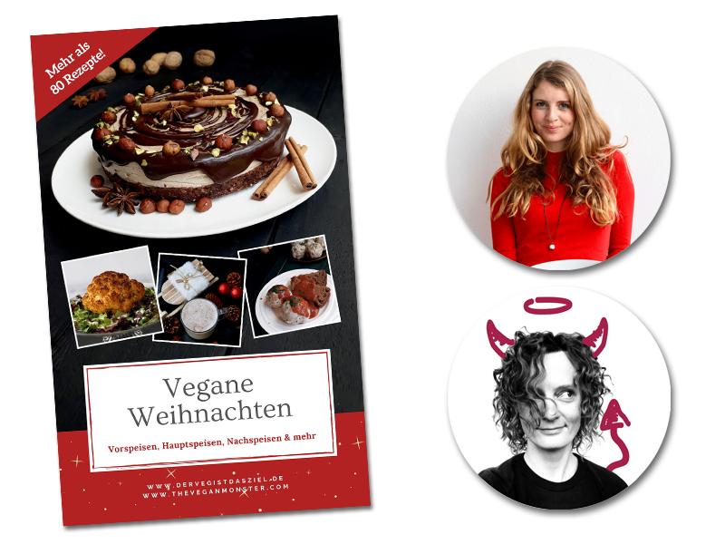 Vegane Weihnachten Ebook Mit Ueber 80 Veganen Glutenfreien Rezepten Ohne Haushaltszucker