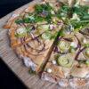 Veganer Glutenfreier Pizza Flammkuchen Ohne Hefe Ohne Milch Rezept 5 1