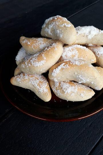 Vegane Glutenfreie Vanille Kipferl Weihnachts Plaetzchen Ohne Oel Ohne Haushaltszucker Rezept 4 1