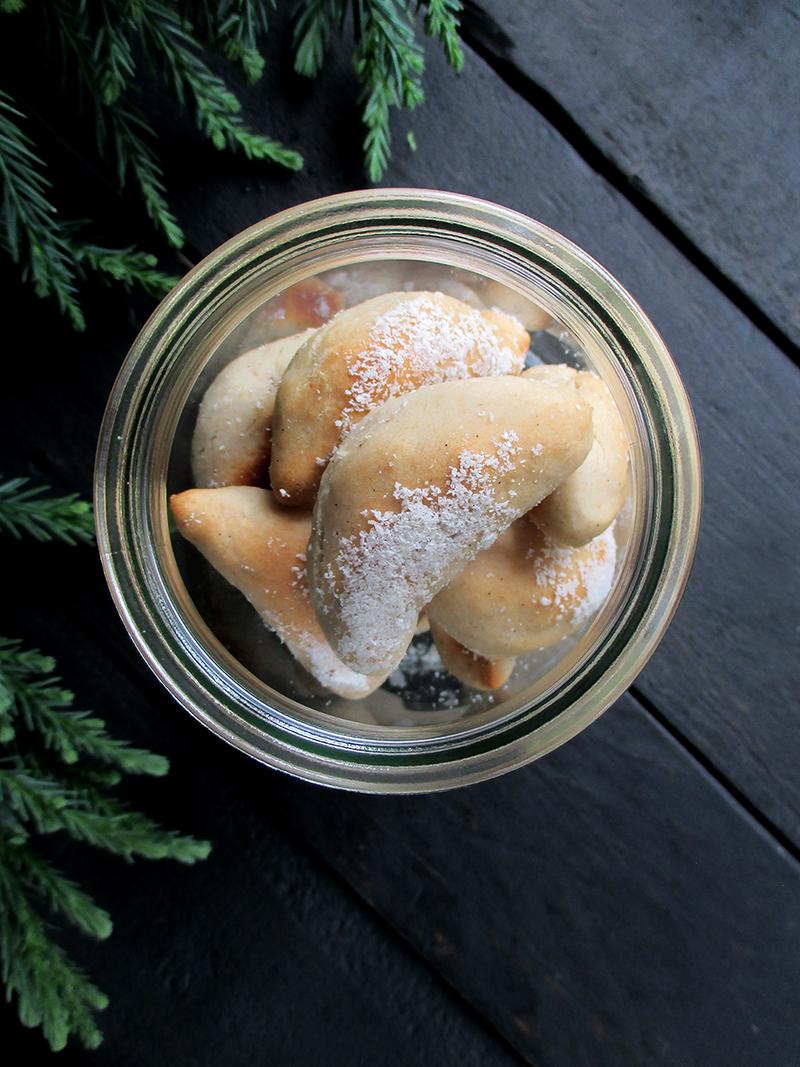 Vegane Glutenfreie Vanille Kipferl Weihnachts Plaetzchen Ohne Oel Ohne Haushaltszucker Rezept 6