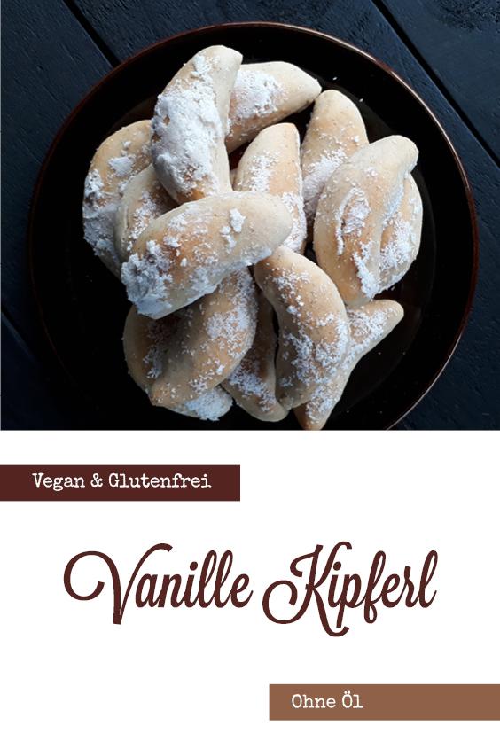 Vegane Glutenfreie Vanille Kipferl Weihnachts Plaetzchen Ohne Oel Ohne Haushaltszucker Rezept P2