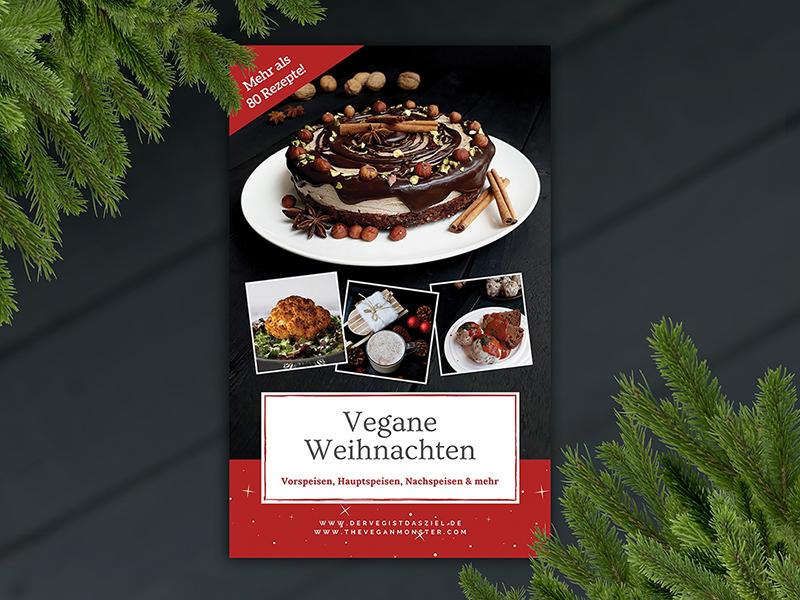Vegane Weihnachten Ebook 80 Vegane Glutenfreie Rezepte