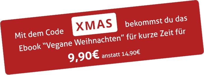 Vegane Weihnachten Rabatt Code