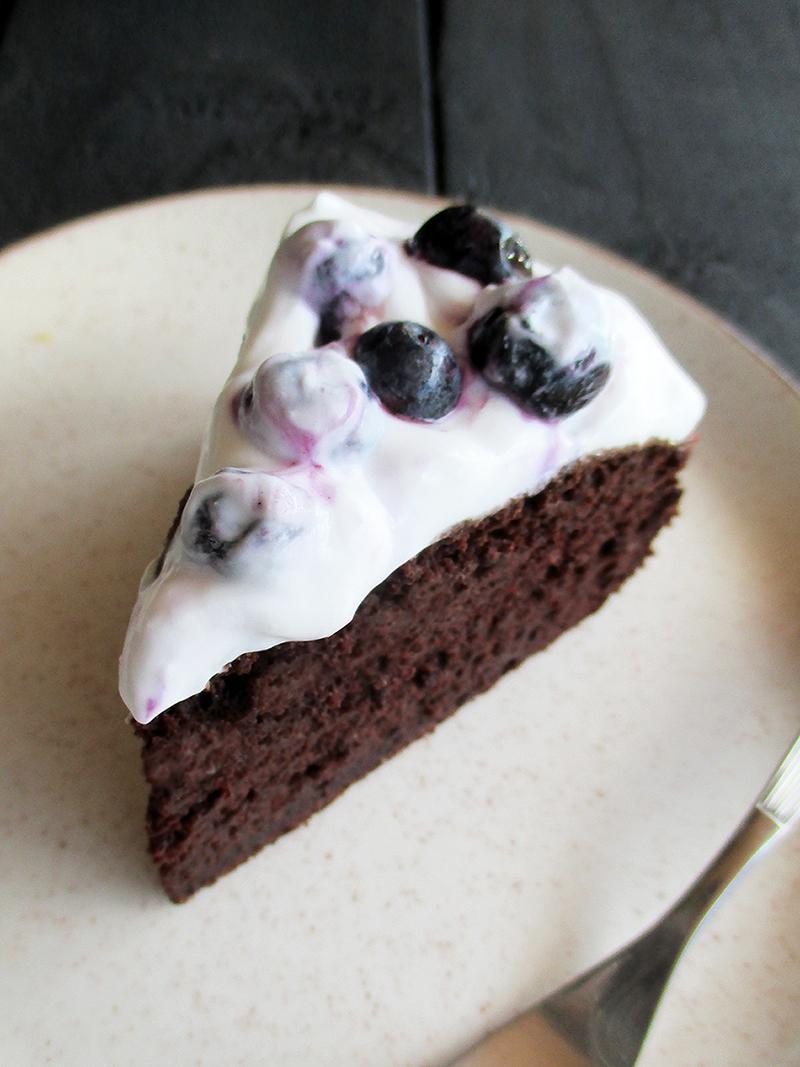 Vegan Gluten free Oil free Nut Milk Pulp Chocolate Cake Recipe 5