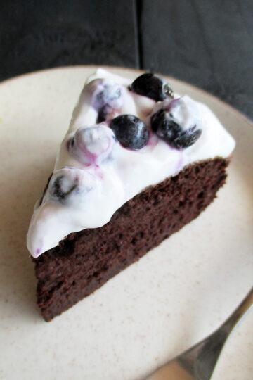 Veganer Glutenfreier Nuss Milch Mehl Schoko Kuchen Ohne Oel Rezept 5 1