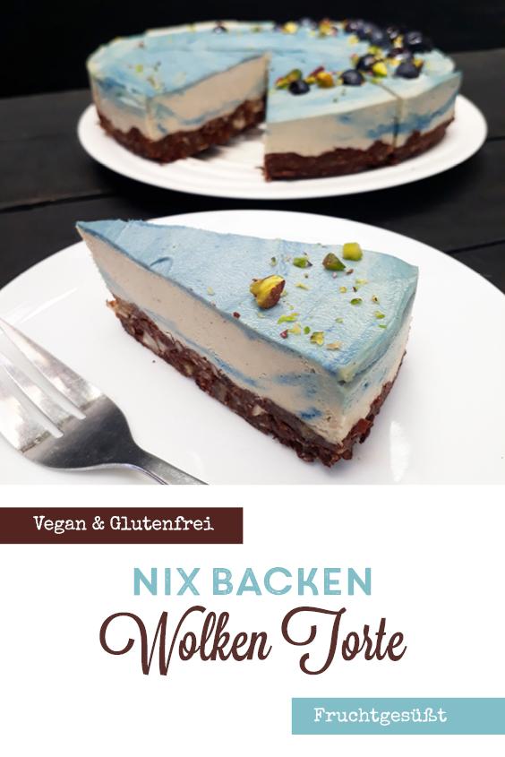 Vegane Glutenfreie Nix Backen Wolken Torte Fruchtgesuesst Rezept P3