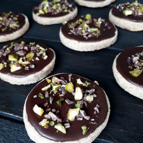 Vegan Gluten free Cookies Chocolate Recipe 11