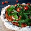 Vegan Gluten free Yeast free Pizza Recipe 1