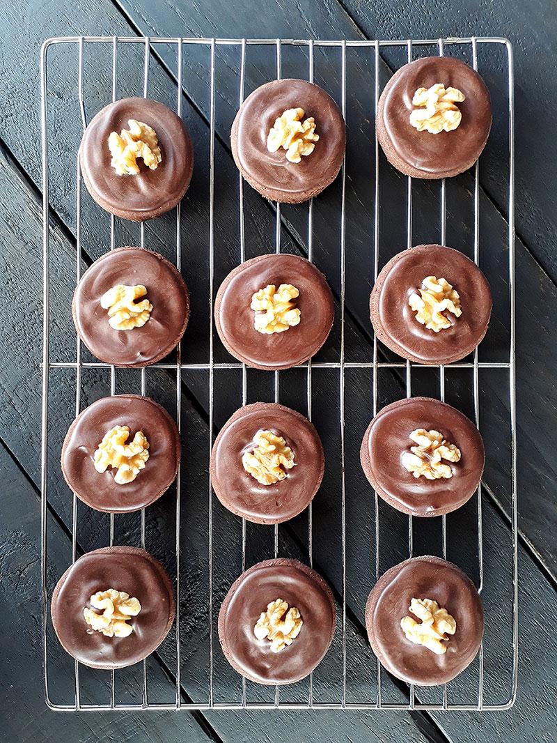 Vegane Glutenfreie Schoko Cookies Rezept
