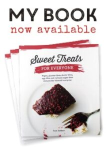 My Book - Sweet Treats