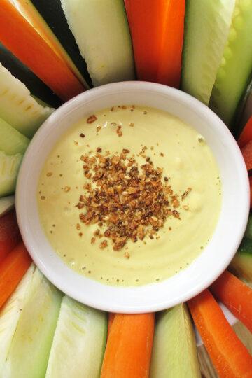 Vegane Glutenfreie Cashew Kaese Sauce Rezept 3