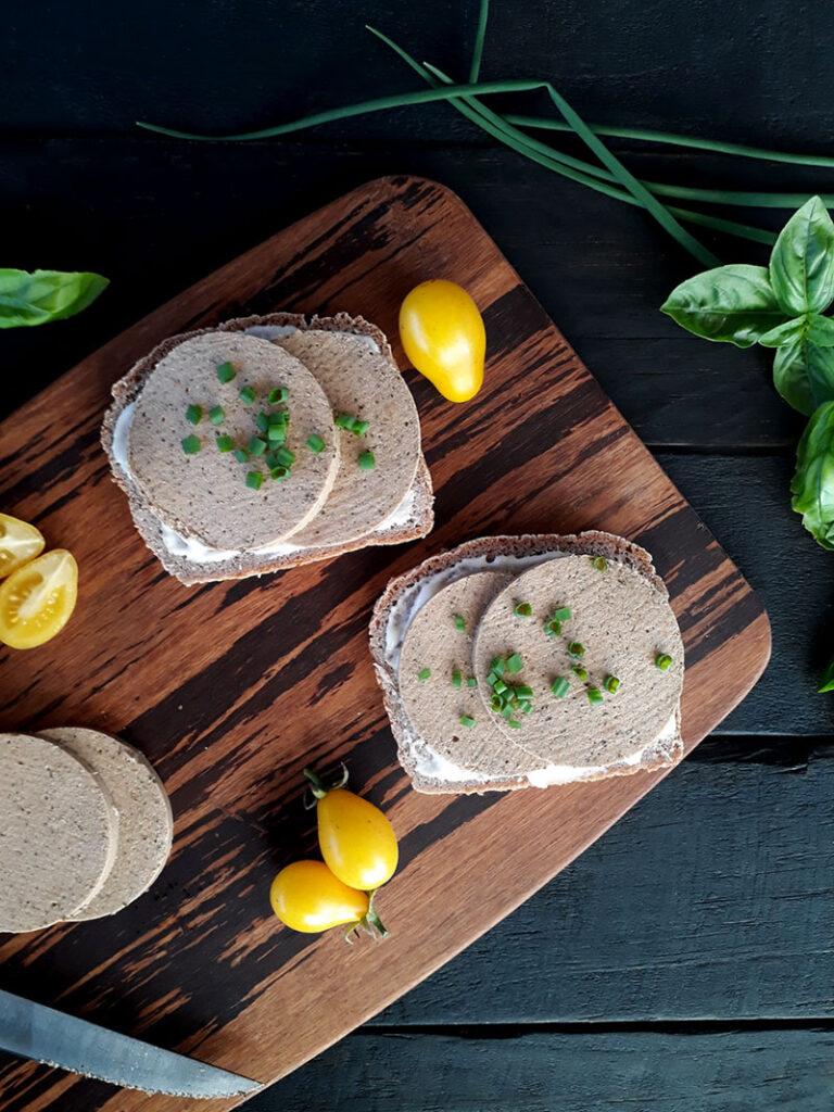 Sunflower Seed Luncheon Vegan Gluten-free