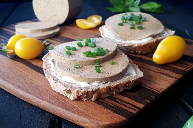 Vegan Gluten-free Luncheon Recipe