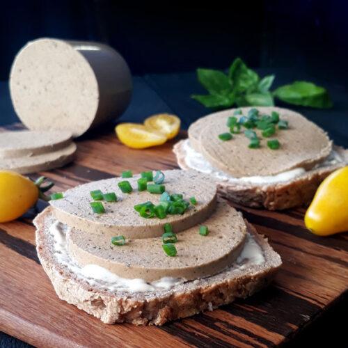 Veganer Glutenfreier Aufschnitt Rezept