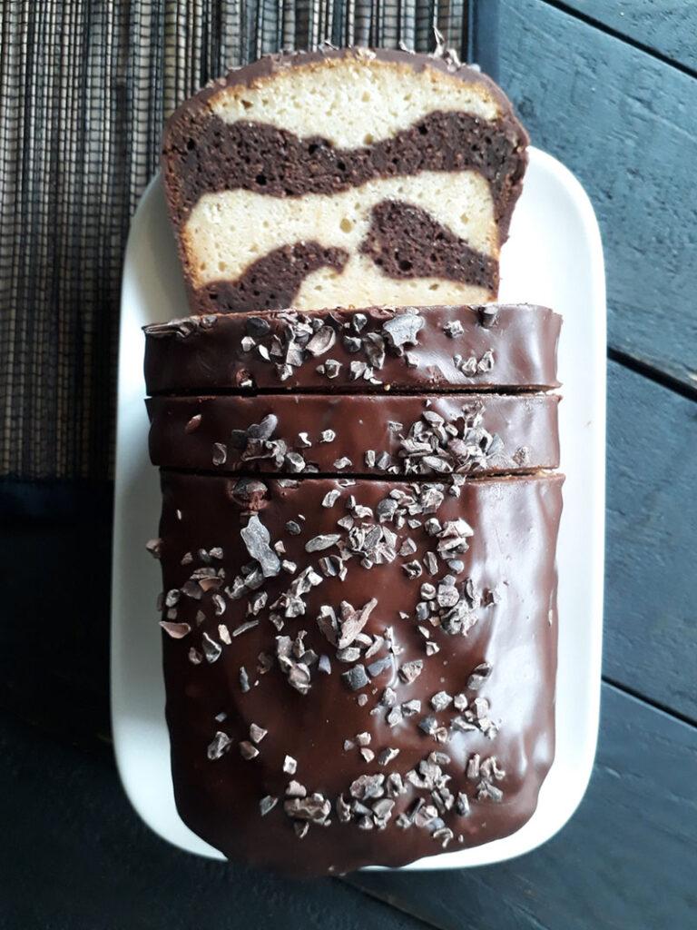 Marmor Kuchen Vegan Glutenfrei